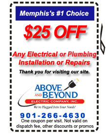 $25 off any electrical installation or repairs