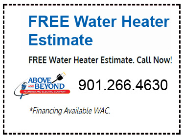Free Water Heater Estimate